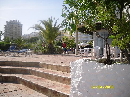 Vasco da Gama Hotel: Pool View