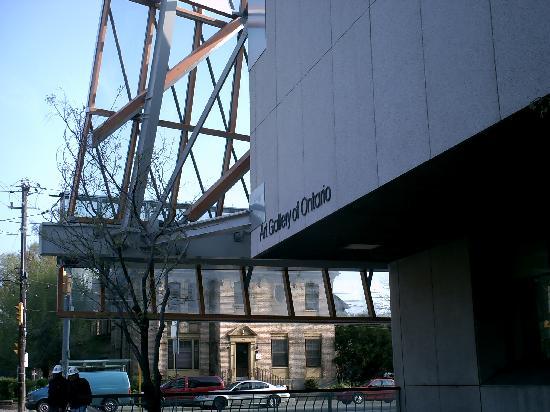 Foto De Galería De Arte De Ontario Ago Toronto: Toronto Art Gallery Of Ontario (AGO)exterior