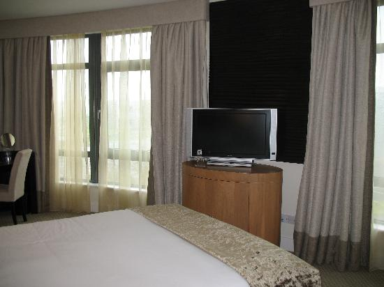 Cork International Hotel: My room