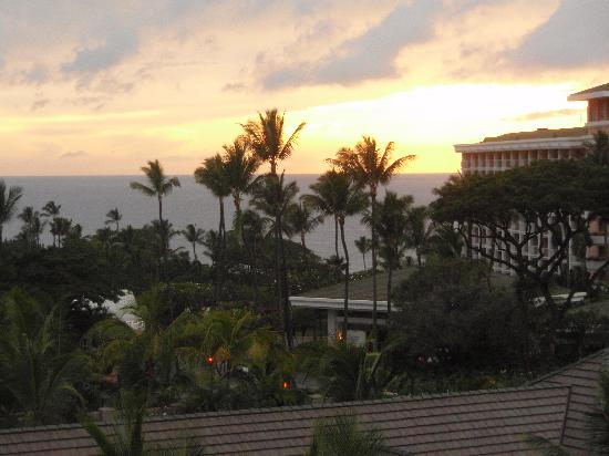 Ho'olei at Grand Wailea: Another beautiful view from teh ho'olei lanai