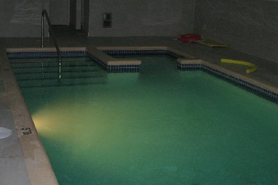Hotel Le Versailles: Hotel Pool