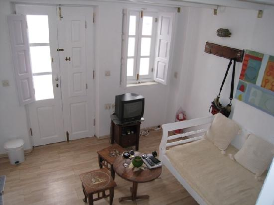 VIP Suites: 2nd room is completely different...it's duplex with bedroom at 2nd floor