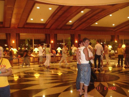 Porto Bello Hotel Resort & Spa: the hall