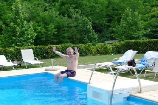 MakTirana Hotel & Tower: piscine ext