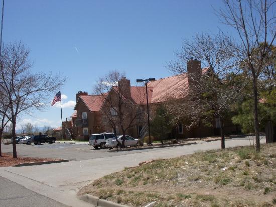 Residence Inn Santa Fe: Exterior of the Santa Fe Residence Inn