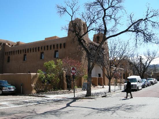 Old Town Santa Fe >> Old Town Santa Fe Picture Of Residence Inn Santa Fe