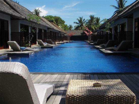 Luce d'Alma Resort & Spa: piscina