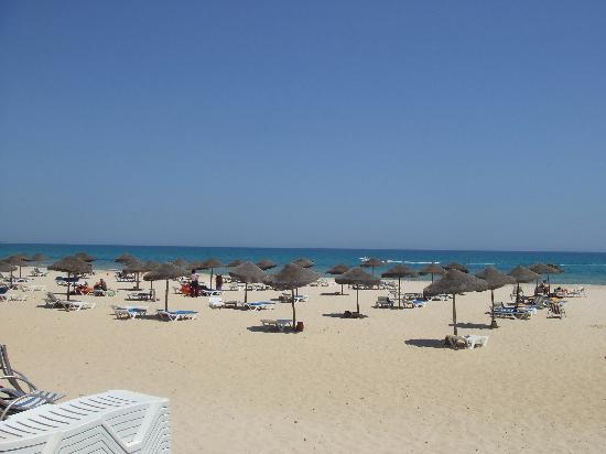 Club Eldorador Salammbo: la plage