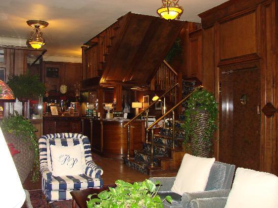 Park Plaza Hotel Winter Park: lobby