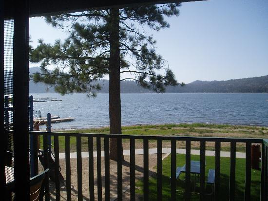Lagonita Lodge: Balcony view #1