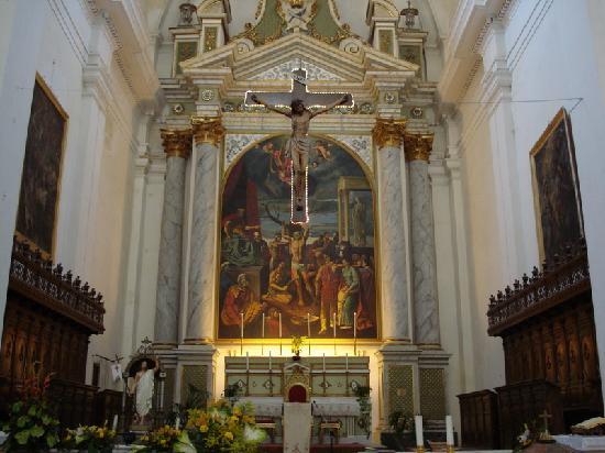 La Chiesa Madre: Chiesa Madre di San Bartolomeo