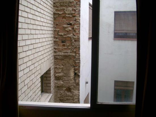 Apartamentos Perseo : Vista dalla finestra