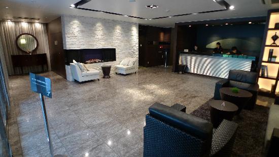 Hotel Active Hiroshima: Lobby