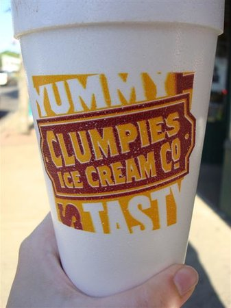 Clumpies Ice Cream Co.: Cup