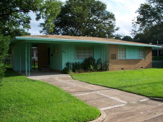 Jackson, MS: Medgar Evers Home