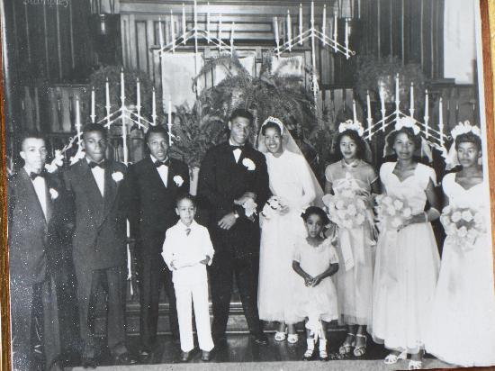 Medgar Evers Home: medgar Wedding Photo