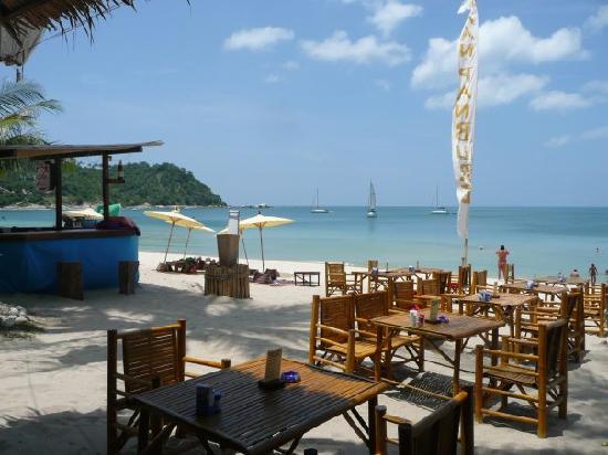 Santhiya Koh Phangan Resort & Spa: Baan Panburi Restautant & Coctail Bar, Koh Phangan