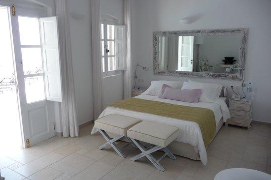 San Antonio Luxury Hotel : einfaches Doppelzimmer