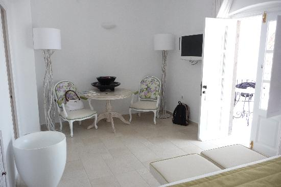 San Antonio Suites: einfaches Doppelzimmer