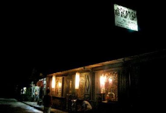 Balay Tubay Home of Arts and Music at Night