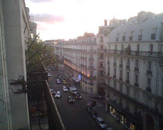 Modern Hotel Lafayette : Balcón peligroso
