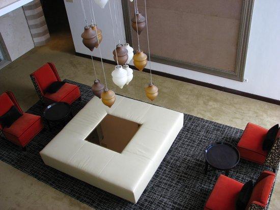 Hilton Luxor Resort & Spa: Quiet seating area