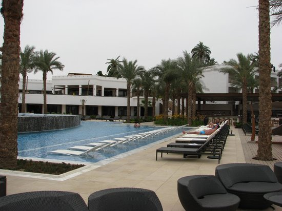 Hilton Luxor Resort & Spa: Pool area