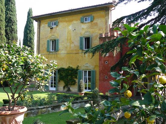 Villa Poggio San Felice : villa poggio