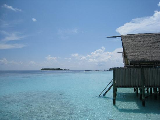 COMO Cocoa Island, The Maldives: View from the balcony