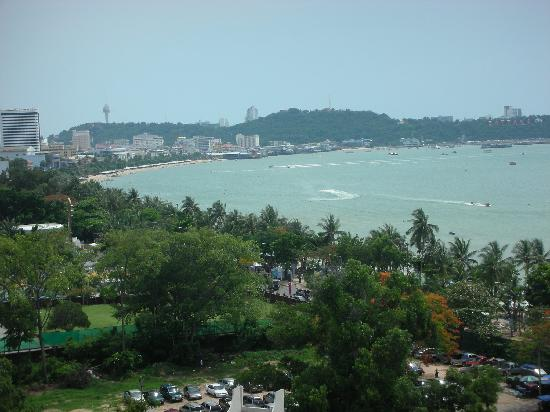 Pattaya Discovery Beach Hotel: Great view of the bay