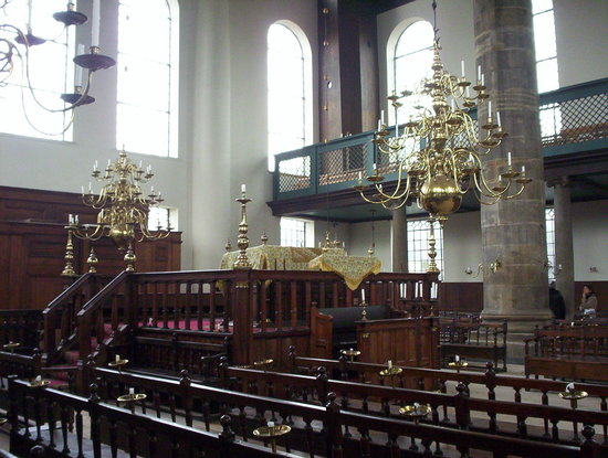Synagogue portugaise : Beautiful and Quiet