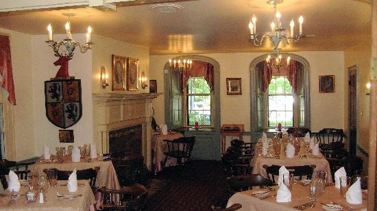 Buxton Inn: Dining Room