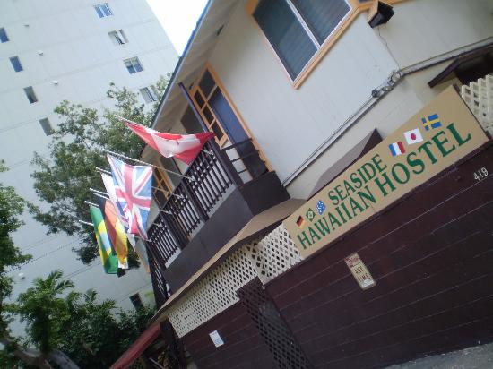 Seaside Hawaiian Hostel: 宿