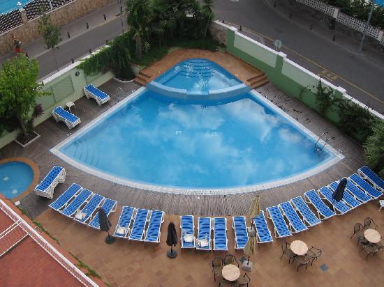 Hotel Acapulco Lloret de Mar: room view