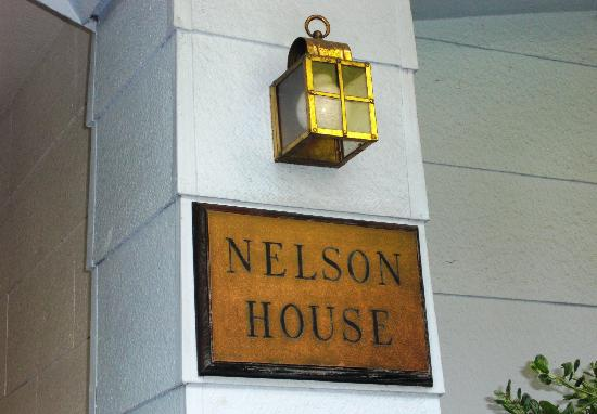 Nelson House B & B: yep - that's the one!