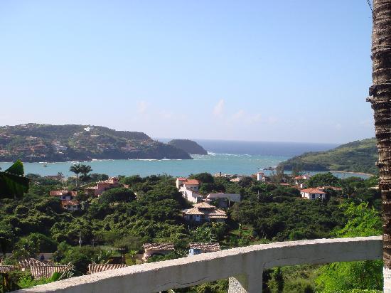 Tropico de Capricornio: Vue de notre chambre