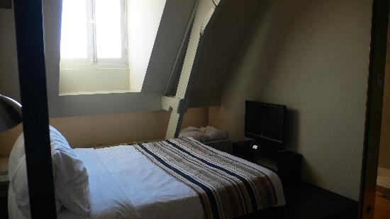 Hotel Patou: Chambre