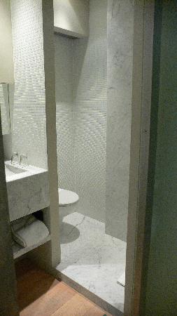 Hotel Patou: Salle de bains