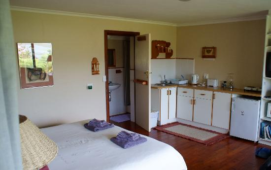 Protea Guest House: Room
