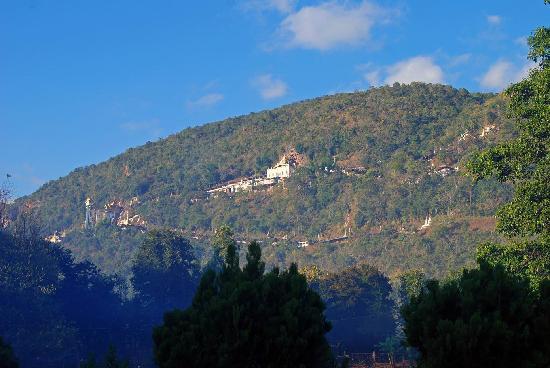 Pindaya, พม่า: View