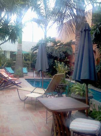 Casa Tlaquepaque Hotel-Galeria: Pool