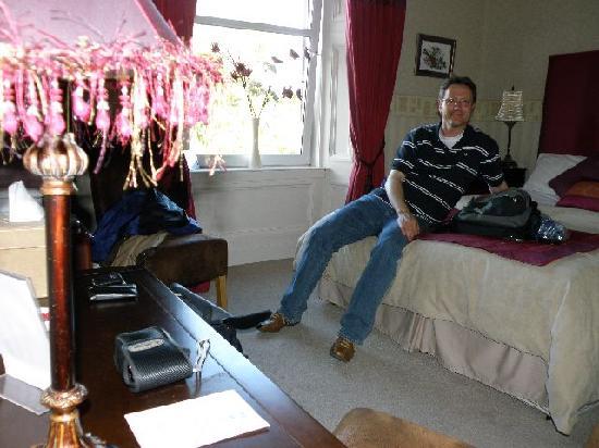 Clifton Guest House Perth: Einzelzimmer