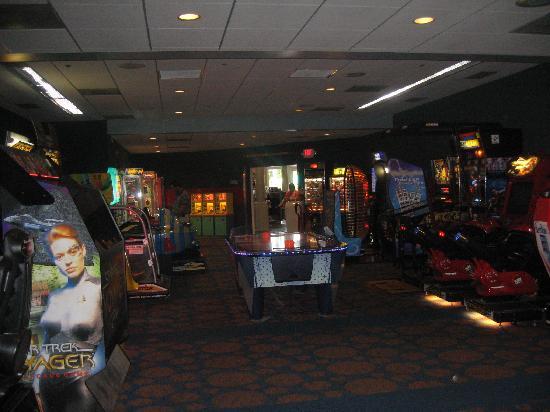 Disneys Caribbean Beach Resort Arcade In Old Port Royale