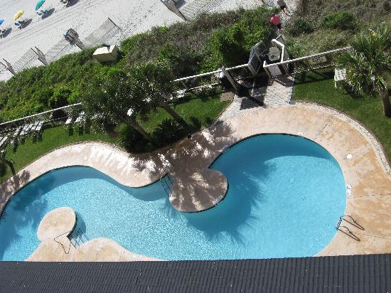 Island Vista: pool