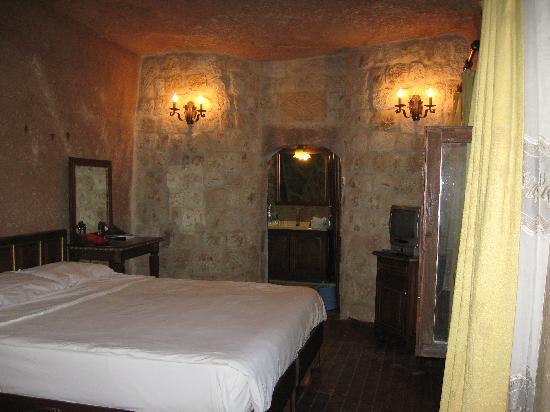 Cappadocia Palace : Inside view of my room