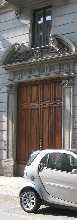 B&B Della Rocca: Il palazzo