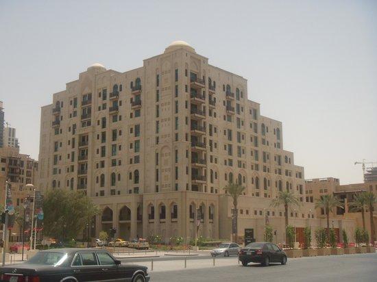Manzil Downtown Dubai: Exteriors