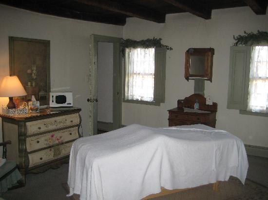 The Spirit Spa: Massage room 3