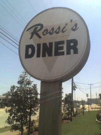 Photo of American Restaurant Rossi's Diner at 2240 S Ridgewood Ave, South Daytona, FL 32119, United States