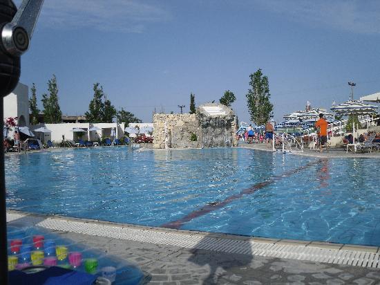 Sun Palace Hotel: pool agen